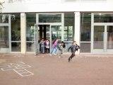 La Courneuve, une journée à l'école Paul-Langevin