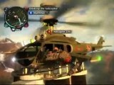 Just Cause 2 Hardcore Walkthrough Part 5 Agency Mission - Casino Bust 2-3