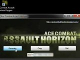 Ace Combat Assault Horizon Keygen Crack Hack PS3 Xbox 360 keygen