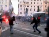 OCCUPY PROTESTS: Clashes in London, violence in Rome
