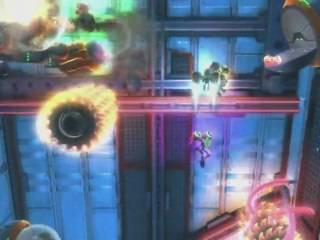 Big Co-op Moments de Ratchet And Clank: All 4 One