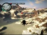 Just Cause 2 Hardcore Walkthrough Part 21 Agency Mission - Mountain Rescue 1-4