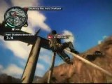 Just Cause 2 Hardcore Walkthrough Part 23 Agency Mission - Mountain Rescue 3-4