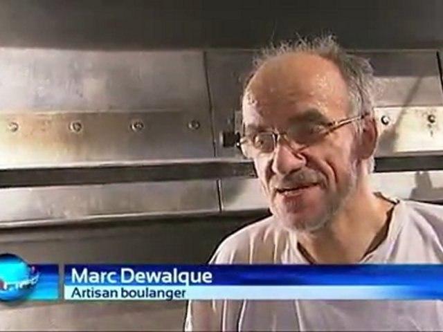 Marc Dewalque, un boulanger avant tout artisan