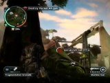 Just Cause 2 Hardcore Walkthrough Part 89 Agency Mission - Into the Den 2-3