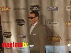 Paul Reubens PEE WEE Spike TV s 2011 Scream Awards