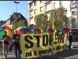 Manifestion solaire contre le nucléaire !