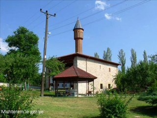 Kastamonu Kasaba Köyü-Mahmut Bey Camii