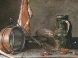 Une madeleine (Proust et Chardin au Louvre)