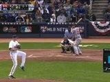 Las Grandes Ligas- Noticias- Su bate pesó en la serie