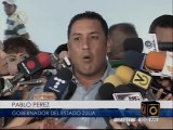 Pérez: El responsable es Arias Cárdenas