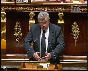 Rejet du texte Dexia, Christian Eckert en séance publique (17/10/2011, Assemblée nationale)