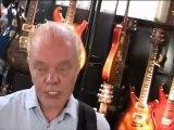 Vigier GV Wood Demonstration at World Guitars