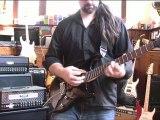 Vigier Excalibur Kaos Demo at World Guitars
