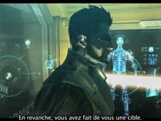 Trailer de lancement DLC de Deus Ex: Human Revolution