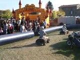Exposition voitures et motos à Taluyers dimanche 16 octobre 2011