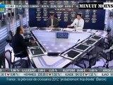 Olivier Delamarche, Préparez vous à vivre des années très difficiles le 18/10/2011 sur BFM Business