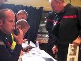 Maubeuge : Simulation d'accident ferroviaire chez les sapeurs-pompiers