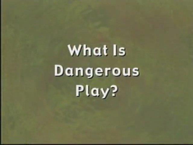 US Soccer Referee Resource Video – Dangerous Play