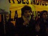 algerietoulouseparis171011 178 Fin de l'intervention de Youssef BOUSSOUMAH du Parti des Indigènes de la république