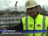 Le chantier des Halles, Paris à coeur ouvert