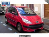 Occasion PEUGEOT 1007 THORIGNY SUR MARNE