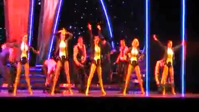 Strictly Come Dancing- The Professionals, Material Girl