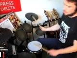 Drum Solo - 'Push Funker' Addictive Drums Demo