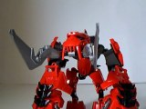 Review lego Hero factory : Raw-Jaw (2232) - par Toa-Bionicle