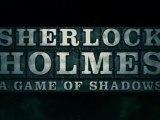 Sherlock Holmes 2 : Jeu d'Ombres - Bande-Annonce / Trailer #2 [VO|HD]