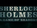 Sherlock Holmes 2 : Jeu d'Ombres - Bande-Annonce / Trailer #2 [VO HD]
