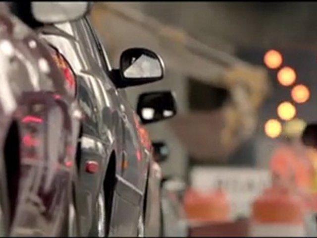2012 Audi A6, Audi A6 Dallas