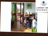 A vendre - appartement - FONTENAY-LE-FLEURY (78330) - 3 piè