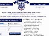 florida criminal records - texas criminal records - nc criminal records