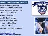 illinois criminal records - criminal records florida - federal criminal records