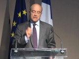 Etats généraux de la promotion du français - Discours d'ouverture d'Alain Juppé (19.10.11)