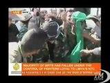Libia, gioia dei ribelli a Sirte dopo cattura Gheddafi - VideoDoc. Diretta live di Al Jazeera dalla città natale del rais