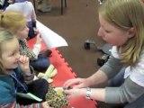 Valenciennes : Docteur doudou ou un bon moyen pour les enfants de ne plus avoir peur du médecin