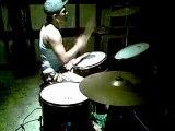 Jet Lag - Simple Plan ft. Natasha Bedingfield (DRUM COVER)