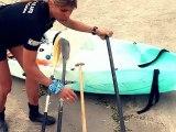 RAID MULTISPORTS - Le Canoe Kayak avec Karine BAILLET