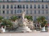 Fontaines de TOULON musique l'eau vive Marcel Amont et musique de passeyados au païs la cascade