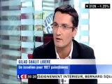 Guilad Shalit : Olivier Dartigolles sur LCI