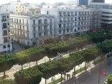 [interlude] Panorama vertical de l'avenue Bourguiba à Tunis