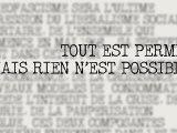 Bande annonce n° 2 - Tout est permis mais rien n'est possible - Un documentaire sur Michel Clouscard