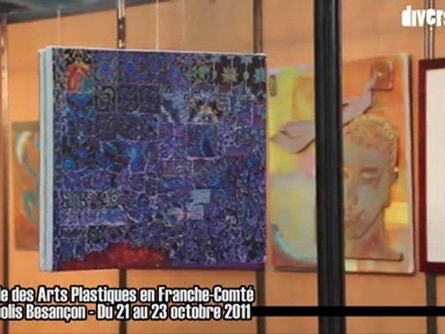 Biennales des Arts Plastiques, Micropolis Besançon, du 21 au 23 octobre 2011