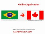 Canada Immigration Brazil to Canada - Canadian Visa Services