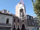 Denain: Un minaret tout neuf pour la mosquée El-Quods