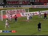 Panionios-Olympiakos 0-3 2006-2007