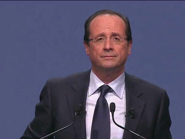 Les moments-clés du discours de François Hollande