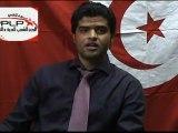 'wajdi abid' (pplp)  votez pour le parti populaire pour la liberté et le progrès pour ses prises de positions limpides